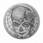 S165 Audrey Day of the Dead by HiTechArtist