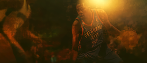 Kevin Durant by Exfest