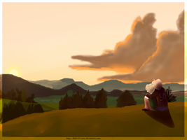 APH: Forever Beside You by Field-Of-Roses