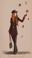 Autumn colors by DrawDrone