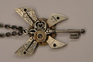Iron Butterfly by BaroqueOrigin