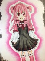 Another picture of Hinako~ by CopicUser101