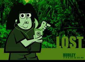 Lost_Hurley by Cool-Hand-Mike