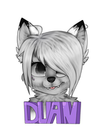 Duan badge by Imalou