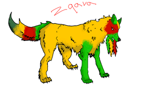 Zqara by CanineCriminal