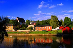 Porvoo Old Town by ximocampo