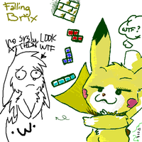 An Annoying Xat Doodle by WINGCAPMAN