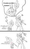 LoL Comic - Funny by crazymew