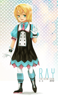 R A Y by BLACKlbutterfly