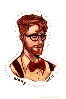 Hipster Wally by CrazedPochamaXD