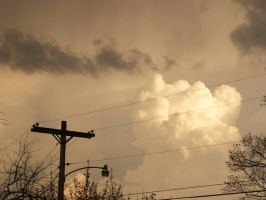 Clouds March2012 by KimGStock