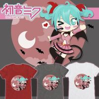 VampyMiku for welovefine contest by CL-Pinkskull