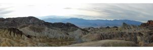 Zabriskie Point by greenjinjo