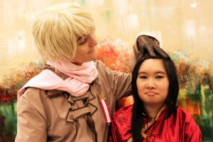 APH - I'M NOT LATVIA by HoneydewLoveCosplay