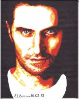 Richard Armitage by Run-Asthma-Run