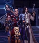 SWtoR - Commission - The Drake Family by JoJollyArt