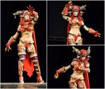 Alexstrasza on stage by Narga-Lifestream
