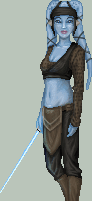 .:Aayla Secura:. by FionaCreates