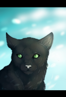 Watcher Gift: Trinitite by umbrafen
