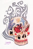 Sugar Skull by Joytoy