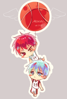 knb: hanging on a thread by califlair