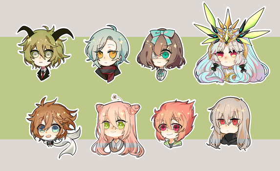 icon commissions by Plachetic