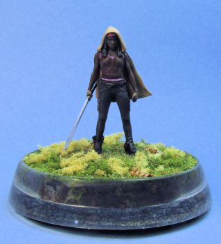 Michonne by AnneCooper