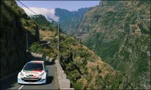 Define: Rally's in Madeira by Lancia-Stratos