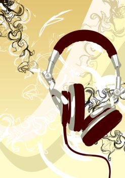Headphones by hamsher