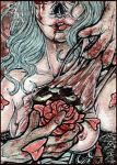 ACEO :: The Wisdom And The Instinct by StefaniaRusso