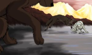 New animation by me. Jera attack Iki. (YouTube) by EmeraldBlizzard