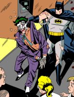 Batman and Joker 2 by Psych93