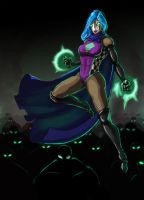 The Puppetress by UnlimitedPowers
