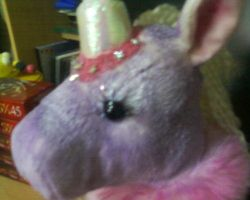 My Custom Starlight Unicorn Made By Me by FlutterValley