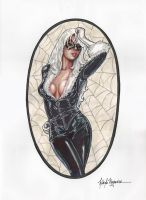 Black Cat by leidanogueira
