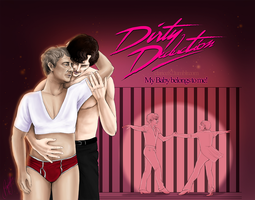 Johnlock - Dirty Deduction by RedPassion
