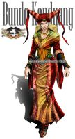 Bundo Kanduang, The Queen of Pagaruyung by Naevio