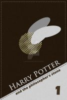 Harry Potter and the philosopher's stone by JefersonBarbosa