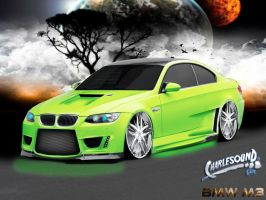 Bmw M3 Tuning Virtual by CHARLESOUNDcar