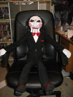 Billy from saw by RabbitMeatVendor