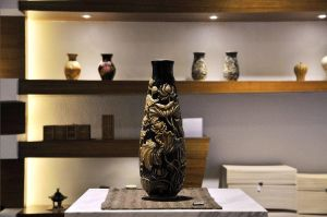 Stone carving by aiyayo