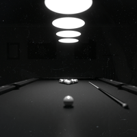 Pool table by MrHeinzelnisse