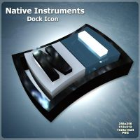Native Instruments Dock Icon by AlperEsin