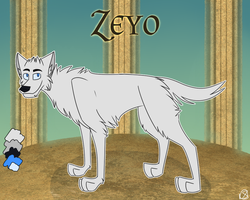 Zeyo Character Sheet by BloodVendor