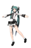 DTEX Conflict Miku by ChocoFudge98