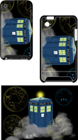 Dr who design IPhone and IPod by Erkillers