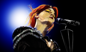 Florence Welch by gaunt-ariita
