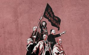 Viva la Revolucion wallpaper by Domigorgon