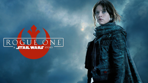 Rogue One Wallpaper (Jyn Erso 2) by Spirit--Of-Adventure