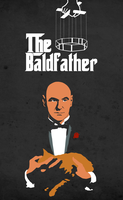 the baldfather textured by caseharts